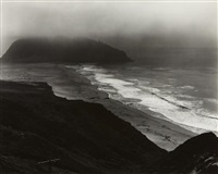 san simeon highway by edward weston