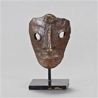 petit masque by andré derain