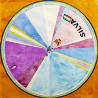 silva disc wheel by greg curnoe