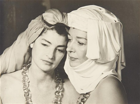 juliet and dorothea tanning by man ray