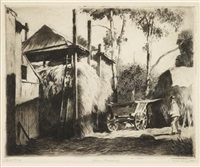 fisherman's hut by daniel garber