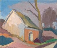 weinkeller in teesdorf by josef maria svoboda