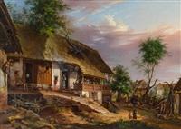 steirisches bauernhaus by vinzenz kreuzer