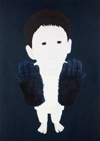 gorilla hand by mayuka yamamoto