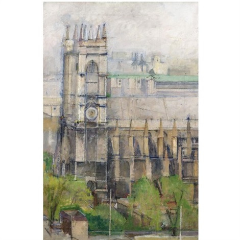 westminster x by william coldstream