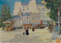 boulevard by louis abel-truchet