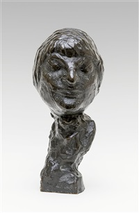 little maggy by raymond duchamp-villon
