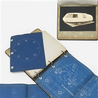 dymaxion blueprints by buckminster fuller