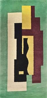 tapis vert by fernand léger