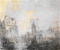 architectural fantasies by valery koshlyakov