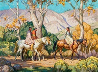 taos travelers by tim solliday