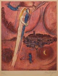 the song of songs by marc chagall
