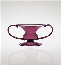 libellula vase by vittorio zecchin