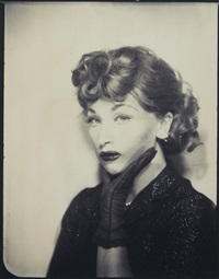 untitled (lucille ball) by cindy sherman