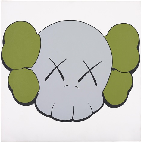 untitled by kaws