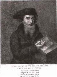 rabbi joseph asser lehmans (1766-1842) by d. abrahams