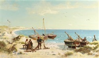 mending the nets by alexander young
