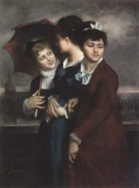 les trois soeurs by marie dujardin-beaumetz