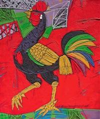 ayamku - sang juara (my rooster - the champion) by krijono
