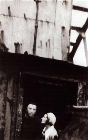 andré breton et valentine hugo à lîle de sein by paul éluard