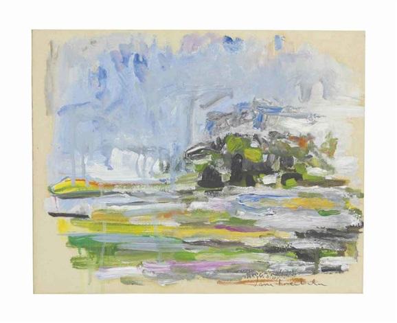 landscape by jane freilicher