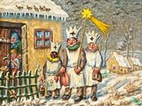 tři králové by jaroslav herbst