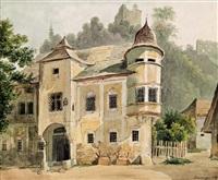 fasszieherhaus by joseph gerstmeyer