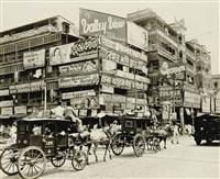 a yank's memories of calcutta (60 works) (+ views of the samnuggur jute factory co. ltd., samnuggur nr calcutta (album of 42); 102 works) by clyde waddell