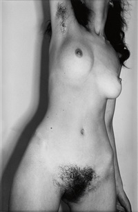 nude by lee friedlander