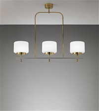 ceiling light, model no. 501 (from the church community centre, joensuu) by paavo tynell
