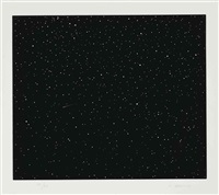 comet (from skowhegan suite) by vija celmins