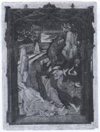 the agony in the garden by johann van mynnesten