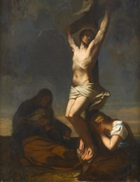 crucifixion by alonso cano