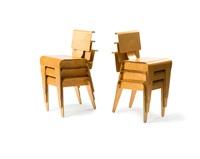 sechs stapelstühle (set of 6) by marcel breuer