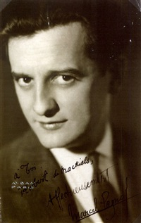 marcel pagnol by alban