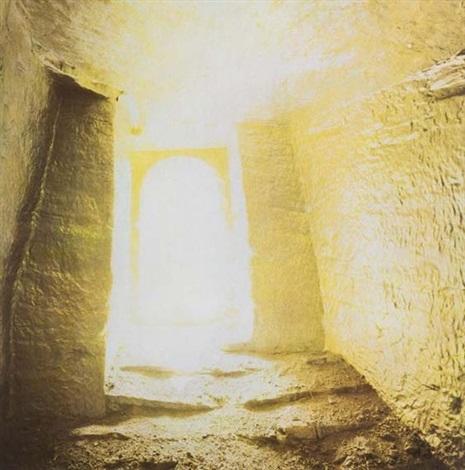 la chambre des druides from chambres dor by bernard faucon