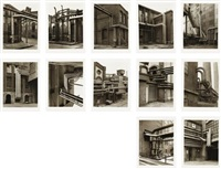 walls and conduits by bernd and hilla becher