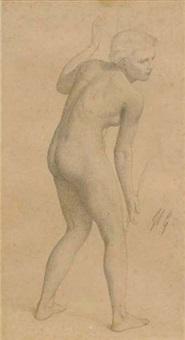 female nude by jean-léon gérôme