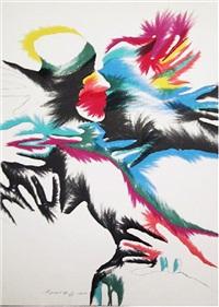 blackbird love by marisol escobar