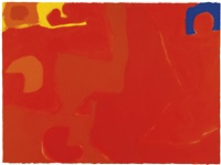 reds : july 27 by patrick heron