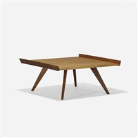 m10 coffee table by george nakashima