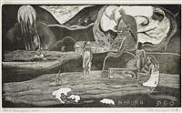 maruru by paul gauguin