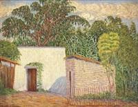 las casas, fachadas by rosario cabrera