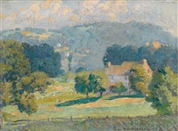 cloud shadows by daniel garber
