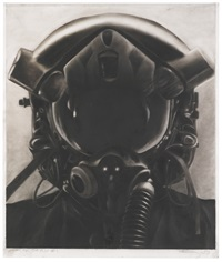 study for jet pilot no. 1 by robert longo