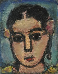 carlotta by georges rouault