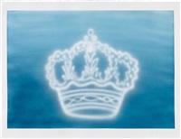 crown by ed ruscha