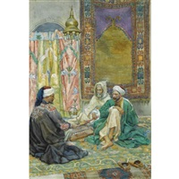 the rug merchant by albert rosati