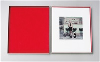 rain portfolio (6 works) by erwin olaf