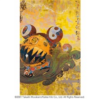 artwork 72727 by takashi murakami
